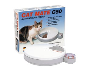 cat mate c50 review