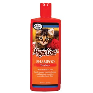 magic coat cat shampoo