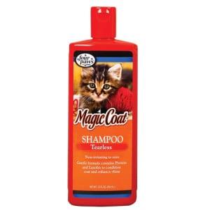 Best Cat Shampoo For Dandruff