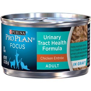 pro plan focus urinary tract health formula