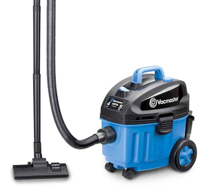 vacmaster 4 gallon 5 peak hp with 2 stage industrial motor wetdry floor vacuum vf408 - Top 5 Vacuum Cleaners